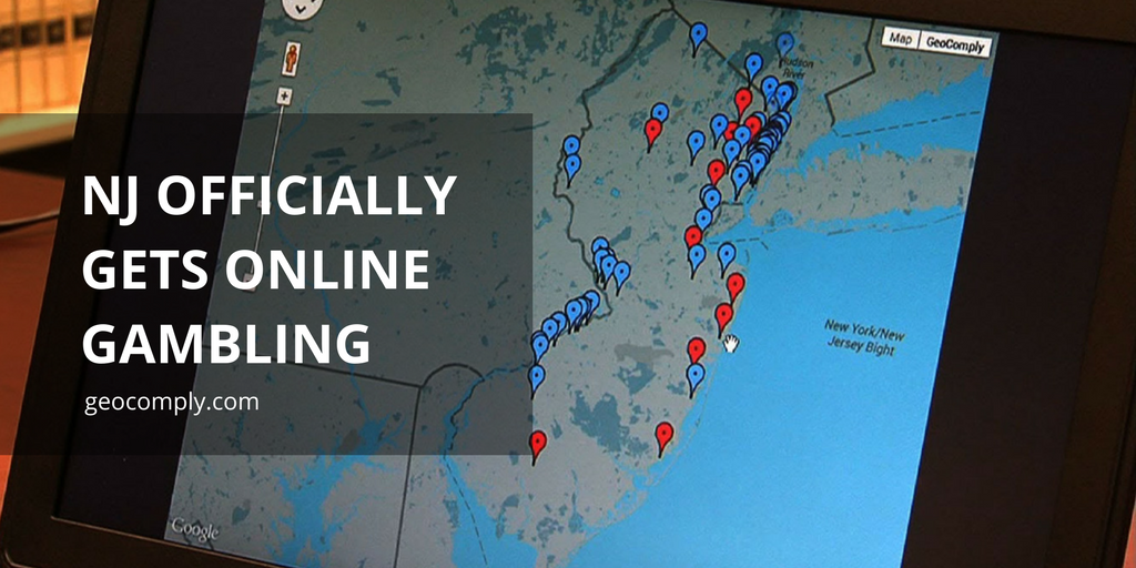 NJ OFFICIALLY GETS ONLINE GAMBLING