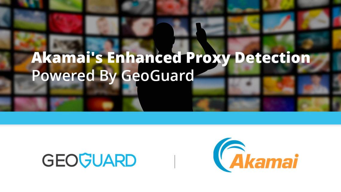 Akamai's Enhanced Proxy Detection - Powered By Geoguard
