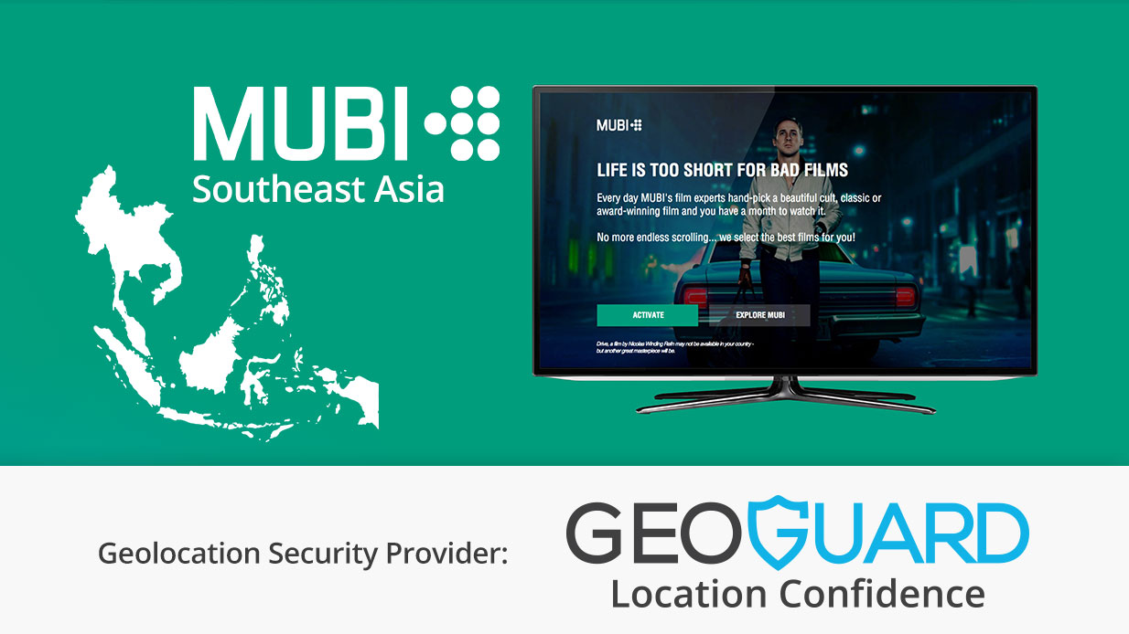 Mubi launches their streaming service in Southeast Asia!
