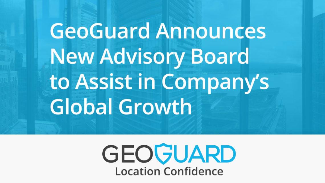 GeoGuard Advisory Board 2019