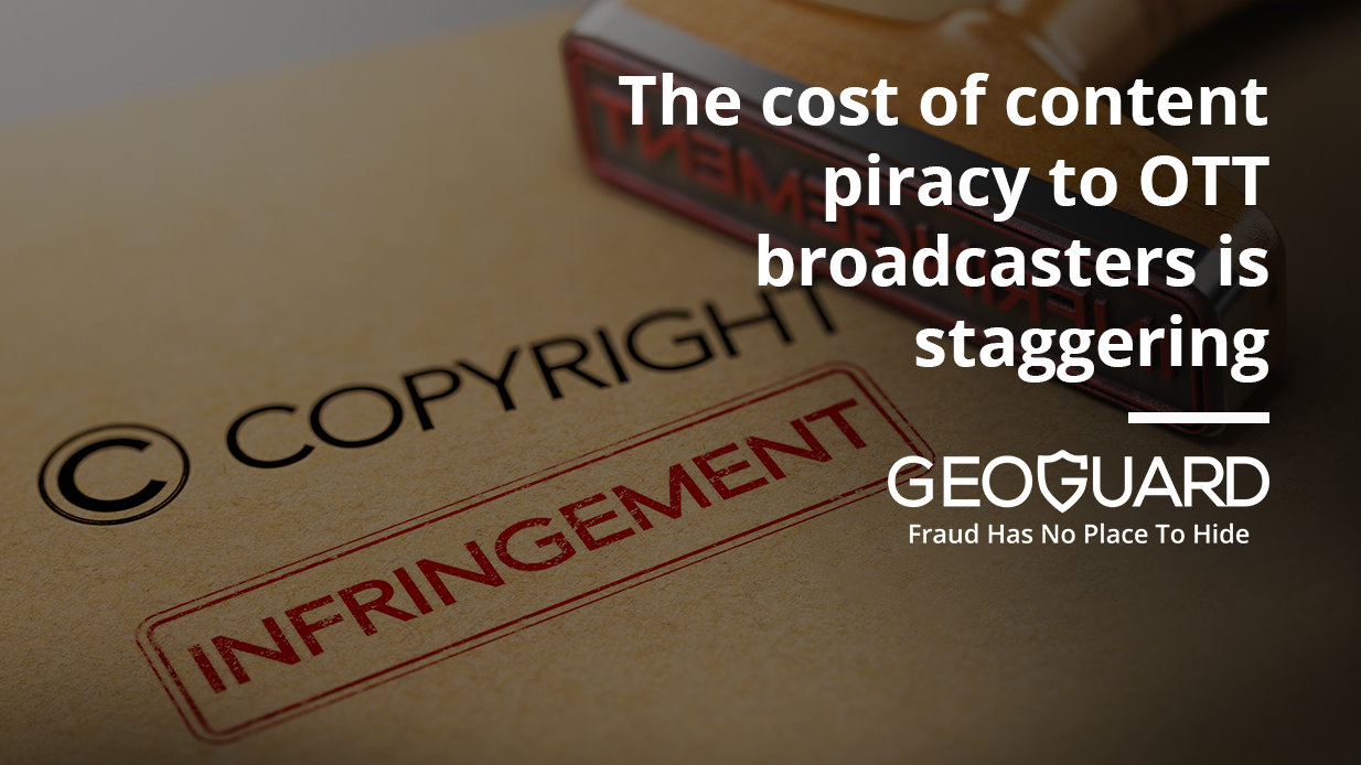Stop Geo-Piracy and Content Piracy