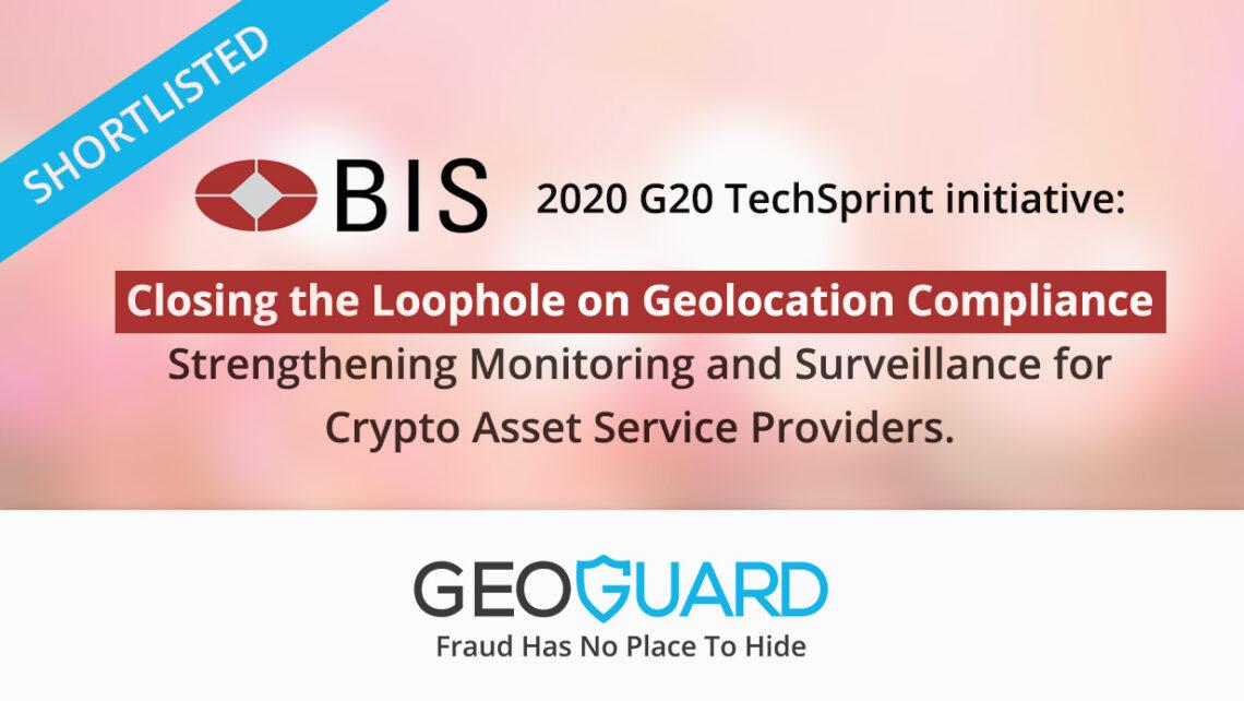 GeoGuard BIS TechSprint Shortlisted