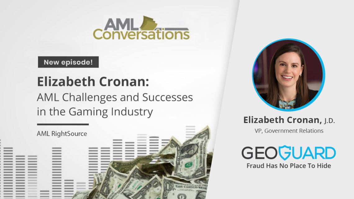 AML conversations with Elizabeth Cronan