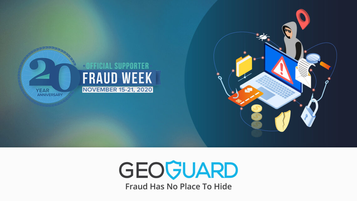 GeoGuard Fraud Week Supporter
