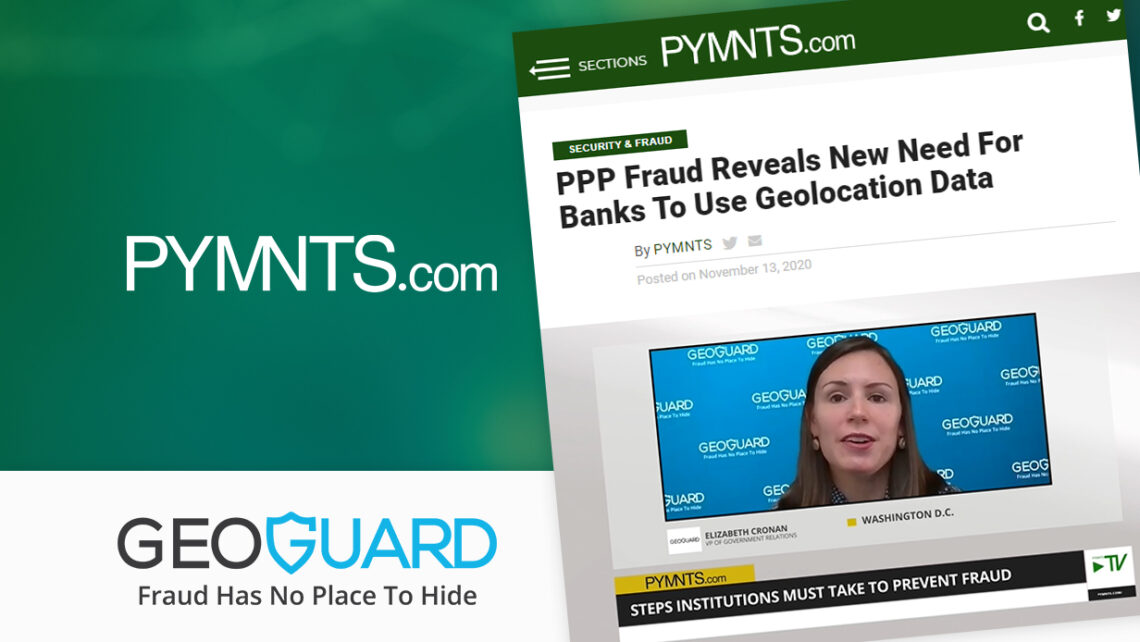 GeoGuard and PYMNTS.com