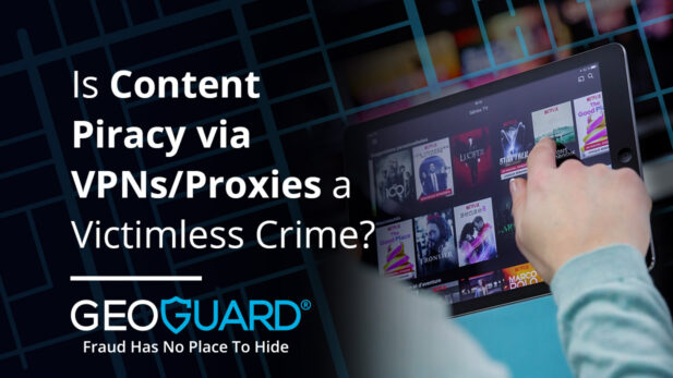 Is Content Piracy via VPNs/Proxies a Victimless Crime?