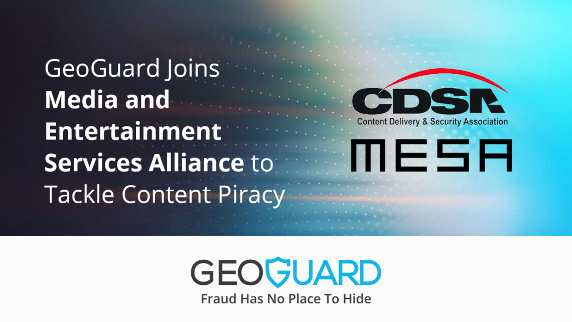 GeoGuard today announced it has joined the CDSA